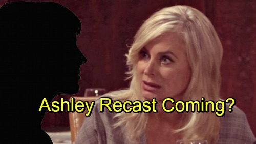 The Young and the Restless Spoilers: Should Y&R Recast Ashley - Does Eileen Davidson's Departure Mean the End?