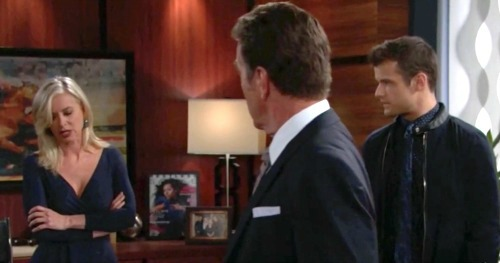 The Young and the Restless Spoilers: Abbott Clan Crumbles After Ashley Reveals Jack Is John's Son
