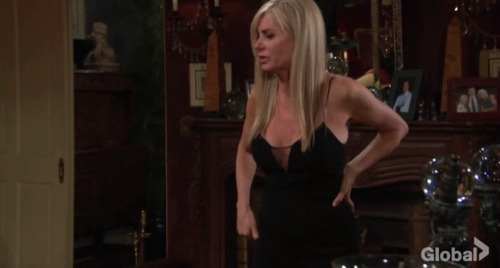 The Young and the Restless Spoilers: Marla Adams Interview - Graham Killed Off In Halloween Murder - Dina's Dark, Twisted Move