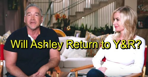 The Young and the Restless Spoilers: Will Eileen Davidson Return to Y&R – Why Is Ashley Leaving Town?