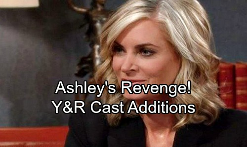 The Young and the Restless Spoilers: Ashley's Revenge Leaves Jack Scrambling – Jabot Needs Reinforcements, Cast Additions Ahead