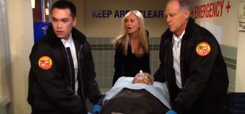 The Young and the Restless Spoilers: Week of October 16 - Graham Steals Dina From Hospital and Flies Her Out of Genoa City