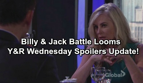 The Young and the Restless Spoilers: Ravi Pushes Ashley Away - Cane Finds Sexy Souvenir - Jack Preps for Billy Battle