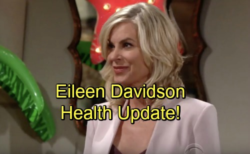 The Young and the Restless Spoilers: Eileen Davidson Shares Health Update With Fans - Frightening Episode Lingers