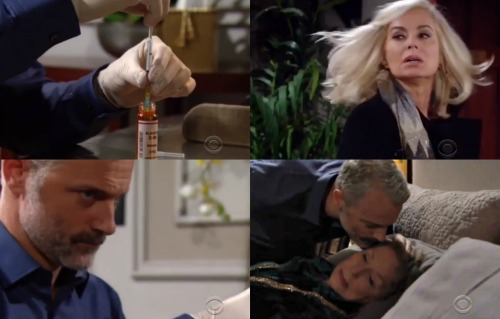 The Young and the Restless Spoilers: Ashley Turns the Tables – Graham Becomes Victim of His Own Deadly Scheme
