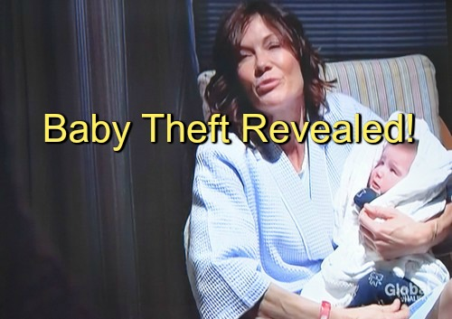 The Young and the Restless (Y&R) Spoilers: Dr. Anderson Baby Theft Revealed - Christian Paternity Shocker!