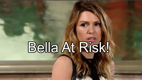 The Young and the Restless Spoilers: Innocent Bella Becomes A Pawn in Chloe and Victor's Vicious Game - Child at Risk