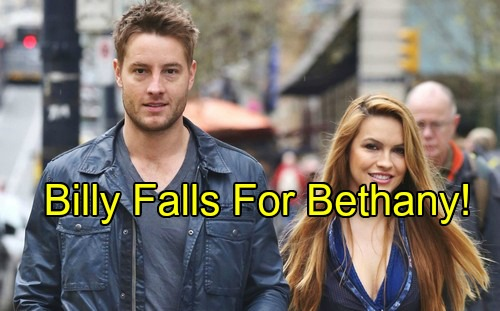 The Young and the Restless (Y&R) Spoilers: New Character Bethany Bryant Steals Billy's Heart - Phyllis Freaks