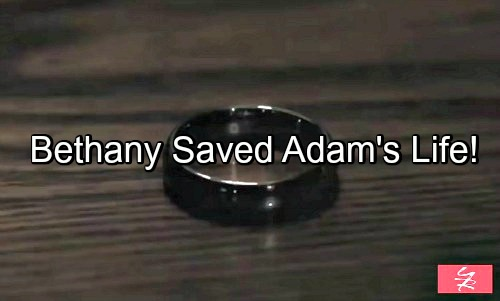 The Young and the Restless Spoilers: Bethany Bryant Saved Adam's Life - Rescued Drugged Newman Before Explosion