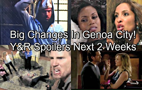 The Young and the Restless Spoilers Next 2 Weeks: Billy's In The Doghouse – Hilary's Tragedy – Naughty Secret Exposed