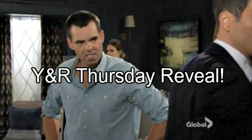 'The Young and the Restless' Spoilers: Billy Brawls with Cane Over Brash and Sassy – Victoria Caught in Jill's Web