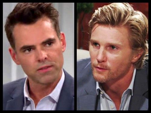 The Young and the Restless Spoilers: Who is Y&R's 2017 Christmas Grinch, Victoria or Scott?