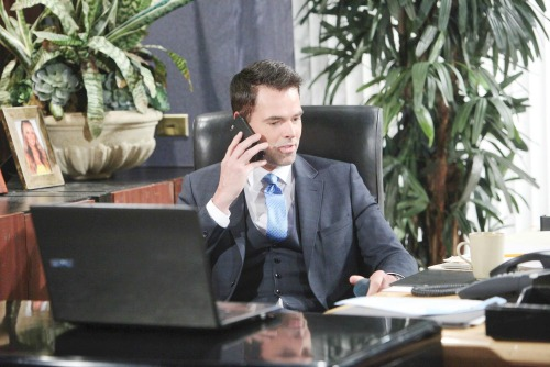 General Hospital Spoilers: Faison Alive, Returns to Claim His Grandson – Maxie Panics Over Kidnapping Chaos         General Hospital (GH) spoilers tease that Maxie (Kirsten Storms) will be in panic mode soon.  On Tuesday, Maxie will suddenly realize her newborn son is missing!  Perhaps Maxie will put down the baby cam for a moment.  She might even doze off after that grueling birth.  Maxie's been through a lot, so she really needs to rest in bed at GH.           When Maxie takes another peek at the tablet, it seems her bundle of joy will be gone.  General Hospital spoilers say Maxie will scramble to track down her baby boy.  She'll head out into the hall and ask if anyone's seen him.           Of course, Maxie will be pretty weak thanks to that intense labor.  She'll keel over as Spinelli (Bradford Anderson) and Sam (Kelly Monaco) struggle to help her.  They'll probably assure Maxie that the staff's just taking care of her little one.  Sam and Spin will do whatever they can to keep Maxie calm.           However, there's no guarantee this kid's safe in a nurse's arms.  After all, this is a soap and it's May sweeps.  Anything can happen on General Hospital!  If Maxie's baby has indeed been stolen, who could the kidnapper be?  There's one option that would certainly strike fear in Maxie's heart.         The circumstances surrounding Faison's (Anders Hove) death were a bit suspicious.  We saw Faison in the morgue, but was that really him?  Faked deaths are the norm on daytime dramas, so it's wise to be cautious about what you believe.  The dead don't usually stay dead if there are more stories to tell.         Even if Faison is really deceased, a version of him could live on.  Kevin (Jon Lindstrom) quickly scooped up the brain that supposedly belonged to Faison.  Since we've got all this memory mapping stuff going on, maybe Faison's memories were given to someone else.  Somebody who believes he's Faison could be running around.         Still, most GH fans would love to see the real deal!  Faison would be a prime candidate to scoop up Maxie's baby.  He might've sent some minions to kidnap his grandson.  Faison killed Nathan (Ryan Paevey) and that was a mistake that could haunt him.  He might believe he's somehow making things right by snatching up the new Faison heir.           Do you think Faison is alive and behind this potential kidnapping?  Is that the kind of chaos you want to see for May sweeps?  General Hospital spoilers say the action's about to heat up in Port Charles!  We'll give you updates as other GH news comes in.  Stay tuned to the ABC soap and don't forget to check CDL often for the latest General Hospital spoilers, updates and news.