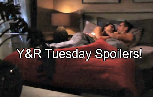 'The Young and the Restless' Spoilers: Victor Awaits Phyllis' Revenge - Chelsea Shocked by Chloe's Visit