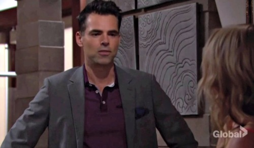 The Young and the Restless Spoilers: Monday, June 11 Update – Billy Fights Summer Sexy Moves – Phyllis Meltdown – Hilary Plan Flops