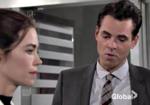 The Young and the Restless Spoilers: Tuesday Jan 31 - NOT Business As Usual - Teen Nightmare