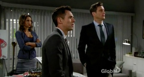 The Young and the Restless Spoilers: Victor Brings Travis to The Dark Side – Dylan Ponders Mystery – Mariah Quits