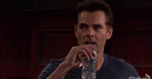 The Young and the Restless Spoilers: Wednesday, October 18 - Graham Offers Apology and Threat to Ailing Dina – Cane's Huge News