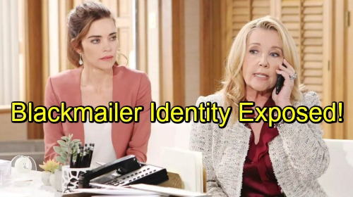The Young and the Restless Spoilers: Blackmailer's Shocking Identity Exposed – Victoria Steps Up to Handle Cutthroat Culprit