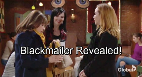 The Young and the Restless Spoilers: Y&R Delivers Shocking Blackmailer Reveal – Crazy Twist and Surprising Motive