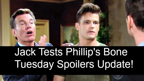 The Young and the Restless Spoilers: Tuesday, July 10 Update – Billy Uses Summer – Jack Tests The Bone - Brittany's Huge News