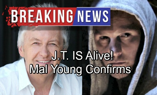 Mal Young Confirms Thad Luckinbill's Top-Secret Return – Previews New Chapters in J.T. Saga