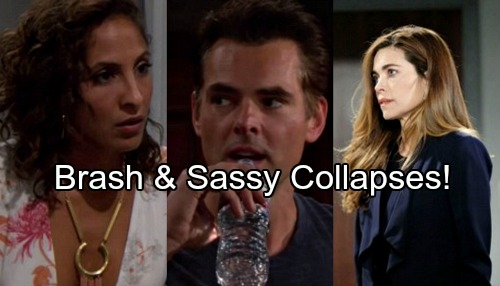 The Young and the Restless Spoilers: Brash and Sassy's Collapse, Huge Career Shakeups – Learn Billy, Victoria and Lily's Options