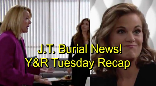 The Young and the Restless Spoilers: Tuesday, October 30 Update and Recap – Nikki's News Causes Panic – Phyllis' Bold Move