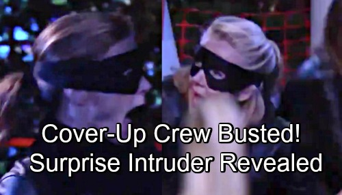 The Young and the Restless Spoilers: Shocking Visitor Upsets Grave Robbers - Cover-Up Crew Busted, Intruder Revealed