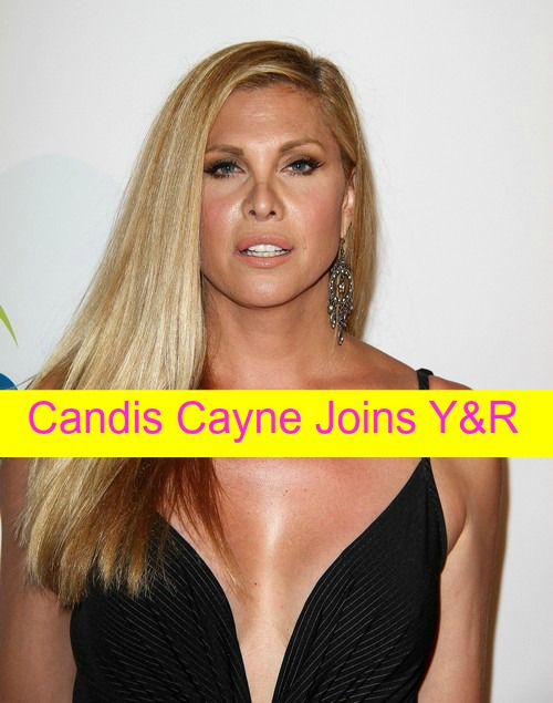 The Young and the Restless Spoilers: Transgender Actress Candis Cayne Joins Y&R as Nora the Wedding Planner