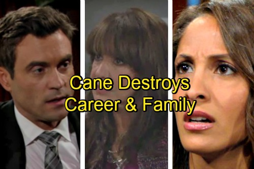 The Young and the Restless Spoilers: Cane Back in the Game With Painkiller Addiction – Pill Popping Ruins Career and Family