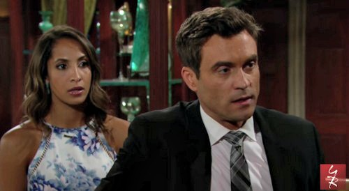 'The Young and the Restless' Spoilers: Esther Meets New Granddaughter Bella – Dr. Neville Departs – Phyllis Repairs Marriage