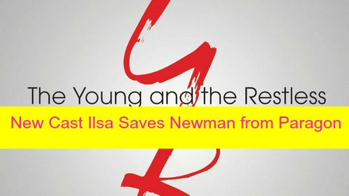 The Young and the Restless (Y&R) Spoilers: New Character 'Ilsa' Rescues Newman Enterprises from Paragon Project
