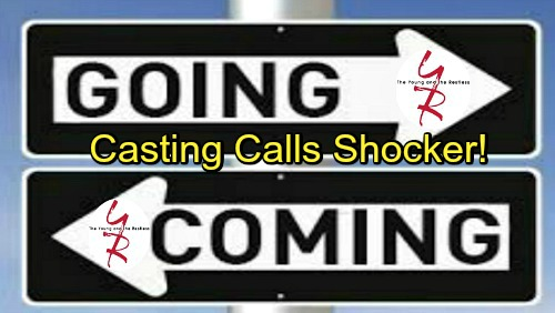 The Young and the Restless Spoilers: Two New Characters Coming to Genoa City – Casting Calls for a Beauty and a Hunk