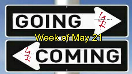 The Young and the Restless Spoilers: Comings and Goings – Romantic Pawns Depart - Returning Characters Bring Story Hints