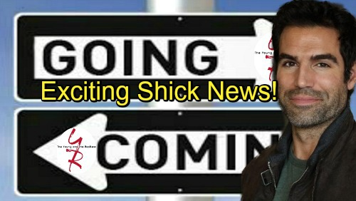 The Young and the Restless Spoilers: Comings and Goings – Two New Characters Debut – Exciting 'Shick' News