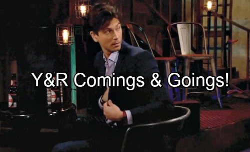 The Young and the Restless Spoilers: Casting News – Comings and Goings – Returns and Storyline Clues