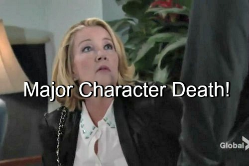 The Young and the Restless (Y&R) Spoilers: Major GC Death - Could Nikki or Sage Die - 5 Characters on the Chopping Block