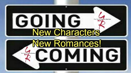 The Young and the Restless Spoilers: Comings and Goings – Exciting New Characters Hit Y&R – Big Changes Brewing