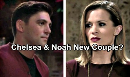 The Young and the Restless Spoilers: Chelsea Drawn to Noah as Nick Drifts Toward Sharon – Noah and Chelsea New Y&R Couple?