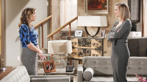 The Young and the Restless Spoilers: Thursday, February 1 - Nikki Okays Ashley and Victor Romance - Mariah Forgives Tessa