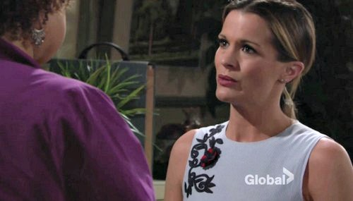 The Young and the Restless Spoilers: Chelsea Poses as Chloe's Sister, Goes Undercover in California – Scott's Special Project