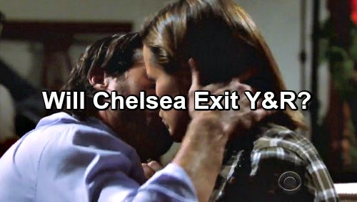 The Young and the Restless Spoilers: Melissa Claire Egan's Final Year on Y&R? - Chelsea Leaves To Be With Adam