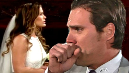 The Young and the Restless Spoilers: Chelsea's A Runaway Bride – Brokenhearted Nick Left at the Altar