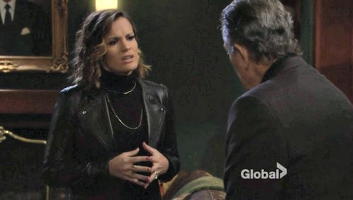 The Young and the Restless Spoilers: Monday, February 12 – Victor Gives Chelsea Stern Warning – J.T. and Traci Bond Over Colleen