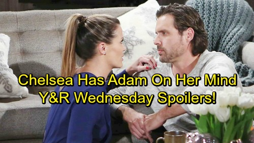 The Young and the Restless Spoilers: Wednesday, December 27 - Hilary Gets on Lily's Bad Side – Chelsea Can't Shake Adam Memories