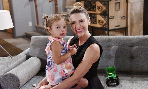 The Young and the Restless Spoilers: Chloe Arrested For Murder - Reveals Bella Paternity To Save Child From The System