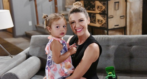 The Young and the Restless Spoilers: Elizabeth Hendrickson Teases Chloe Mitchell's Return to Y&R
