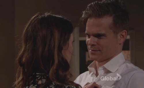 The Young and the Restless Spoilers: Hilary Lets Jordan Snap Nude Pics, Trouble On The Way – Sharon Warns Scott About Victor