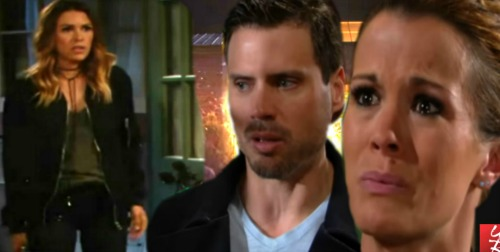 The Young and the Restless Spoilers: Chloe Flees Genoa City With Bella – Fugitive Escapes Justice